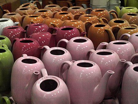 Produksi keramik paolo