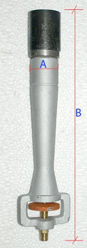 Burner/Blander LPG