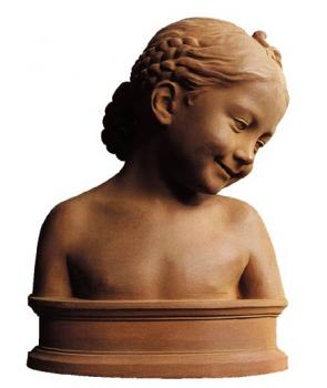 Patung Terracotta, Patung tanah liat