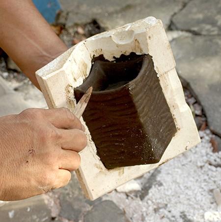 Cara Membuat Dapur Dari Tanah Liat Desainrumahid